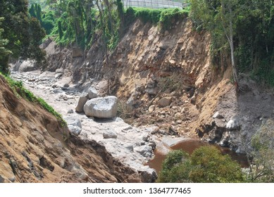 An earthquake (also known as a quake, tremor or temblor) is the shaking of the surface of the Earth, resulting from the sudden release of energy in the Earth's lithosphere that creates seismic waves.