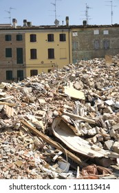 earthquake in northern Italy emilia