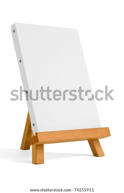 Fur Kunstler Leicht Stativ Zum Malen Stockfoto Jetzt Bearbeiten