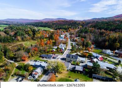 East Burke, Vermont.