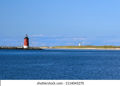 East End Lighthouse on Delaware Bay at Lewes,Delaware