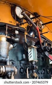 EAST GRINSTEAD, WEST SUSSEX/UK - JULY 26 : U class locomotive at East Grinstead station