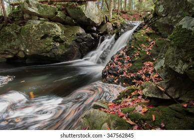 East Jimmy creek waterfall