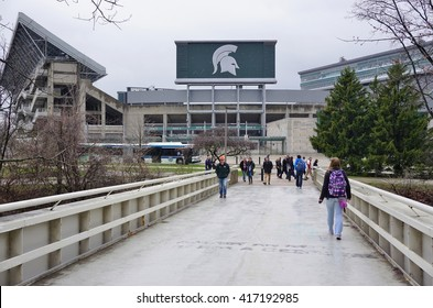 EAST LANSING, MI -7 APRIL 2016- Founded in 1855 as the Agricultural College of the State of Michigan, Michigan State University (MSU) is a major public research university located in East Lansing.
