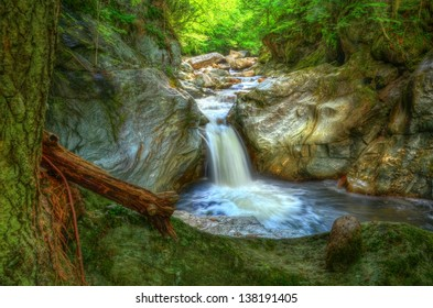 East Middlebury Waterfall