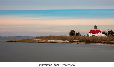 The East Point Light is a lighthouse located in Heislerville, New Jersey on the Delaware Bay.