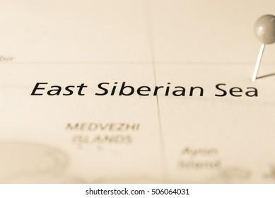 East Siberian Sea.