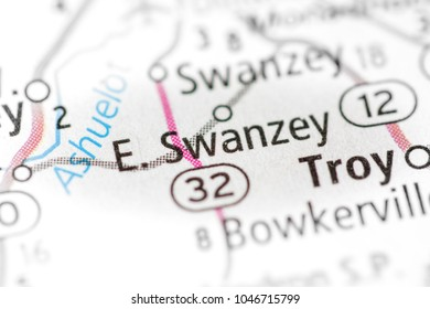 East Swanzey. New Hampshire. USA