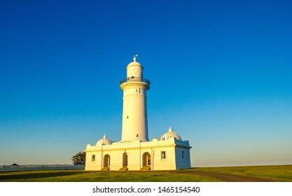 East Sydney Lighthouse during sunset