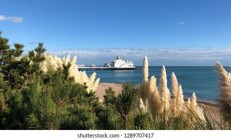 Eastbourne Pier, Eastbourne, East Sussex, UK
