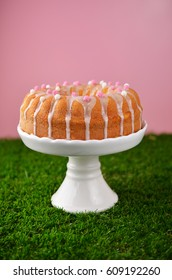 Easter babka cake.