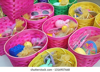 Easter Basket Goodies Eggs