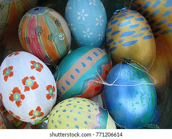 Imagenes Fotos De Stock Y Vectores Sobre Blown Eggs