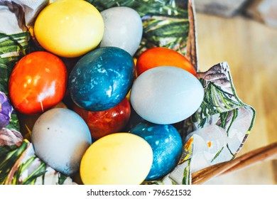 Easter holiday decor