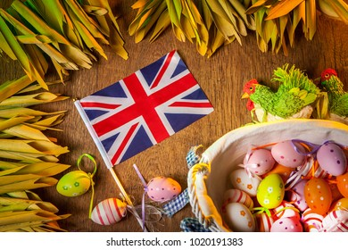 easter holiday england eggs decoration 260nw 1020191383