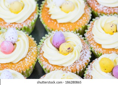 Easter Style Cupcakes