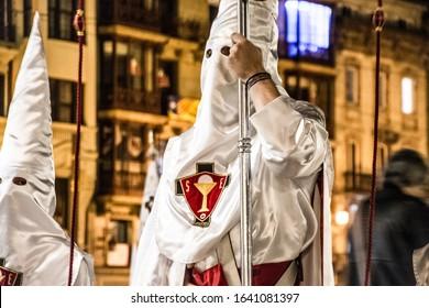 Easter week in Spain, Semana Santa, Bilbao, Basque Country, - Shutterstock ID 1641081397