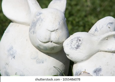 Easter wishes and hare