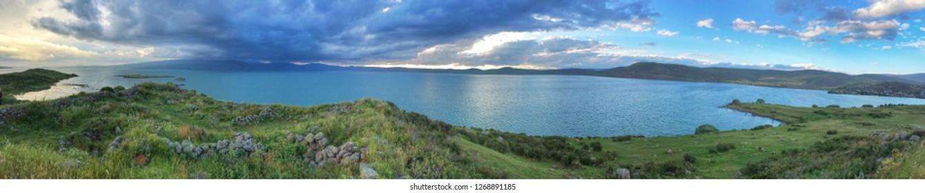 Eastern Anatolia Lakes and Valleys, Kars - Ardahan region, Turkey