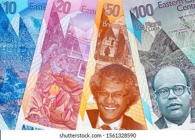 Eastern Caribbean dollar a business background