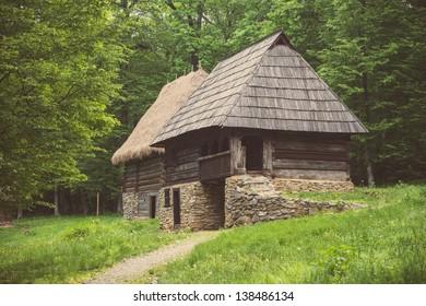 Eastern European Cottage