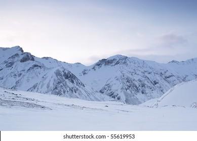 Eastern Sayan mountains. Altai. Siberia. Russia