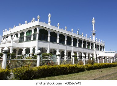 Eastern style building in Lautoka, the second largest city in Fiji.