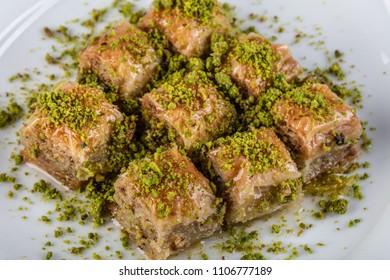 Eastern sweets - Baklava