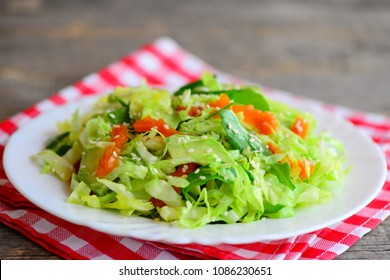Salad Recipe Easy Green Salads Salad Ideas For Dinner Salad Recipes Vegetarian Easy Green Salad Recipe Healthy Salad Recipe Salad Recipes Indian Stock Photo And Image Collection By Onlyzoia Shutterstock