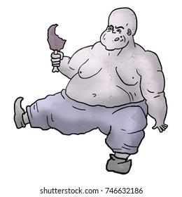 Eat fat man