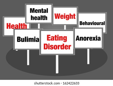 Eating disorder signs