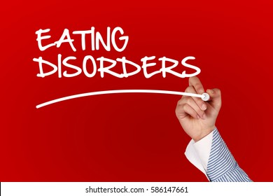 Eating Disorders concept