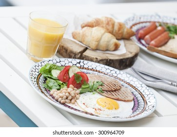 eating in the morning