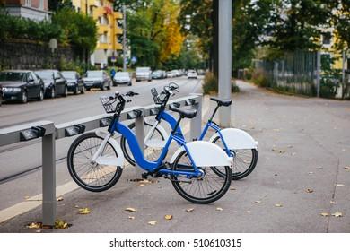 Bilder Stockfotos Und Vektorgrafiken E Bike Stadt Shutterstock