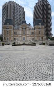 Ebisu Garden Place Square Tokyo Japan