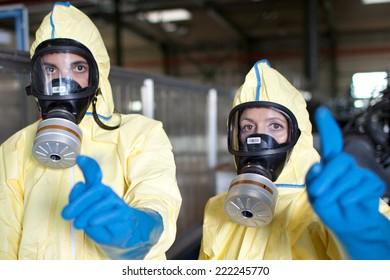 Ebola alarm