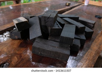 ebony wood  For Picture Prints or background, blanks pen