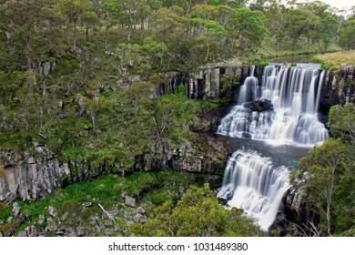 Ebor Falls at Ebor in New South Wales