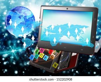 E-business Internet