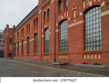EC1 old power station in Lodz - buildings after the revitalization