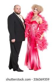 Imagenes Fotos De Stock Y Vectores Sobre Pink Drag Queen