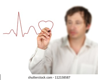 ECG and heart