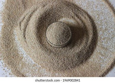 Echinochloa esculenta is a Poaceae grass species. It is referred commonly as barnyard millet or Japanese millet, cultivated on a small scale in India and other parts as a food and animal fodder