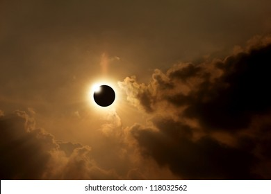 eclipse computer graphic