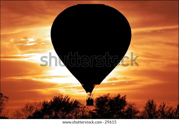 Eclipse: Hot Air Balloon Festival, Hugo, Oklahoma