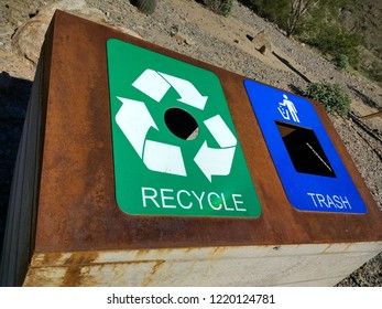 Eco Recycling Containers