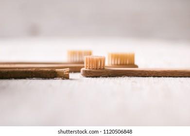 eco-friendly bamboo teethbrush