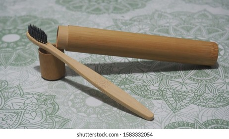 the eco-friendly bamboo toothbrush with cover