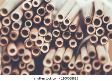 ecological bamboo straw or bamboo tube  for drinking water just say 'no' to plastic small and lightweight and as such often evade recycling efforts