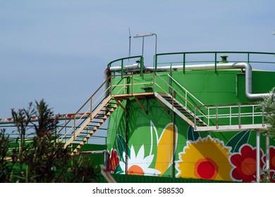 Ecological deposit